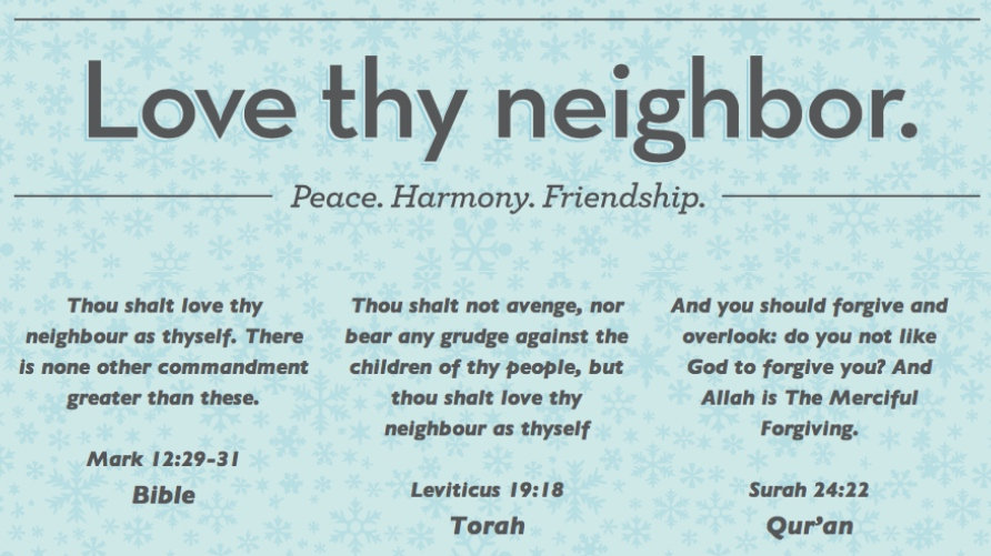 Love thy neighbor as thyself: Do not to others wha by Confucius @ Like ...