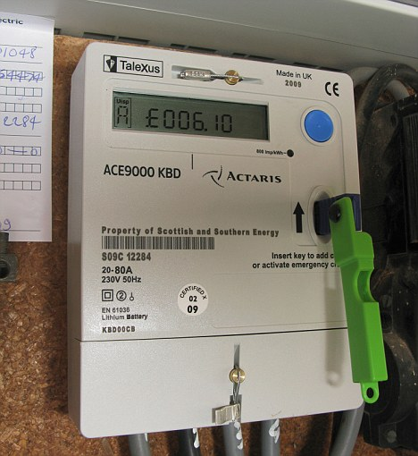 Cheap prepaid gas electricity meters - MoneySavingExpert