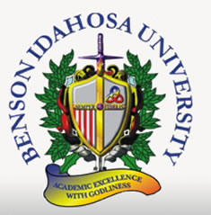 Benson-Idahosa-University-Logo