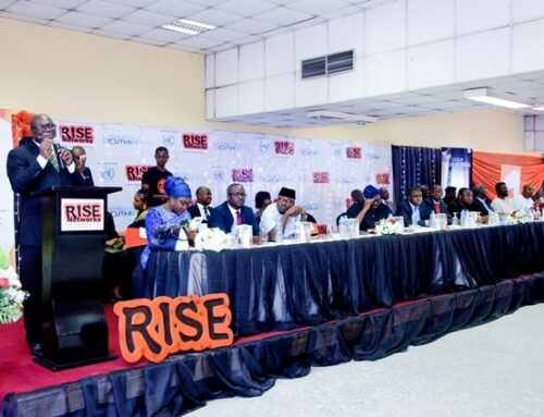 If Youths can vote at 18, we can also be voted for at 18 – Here's all you missed from the RISE Networks' UN International Youth Day 2015