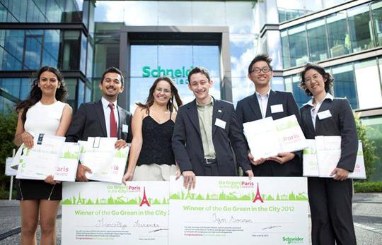Go-green-2012-winners
