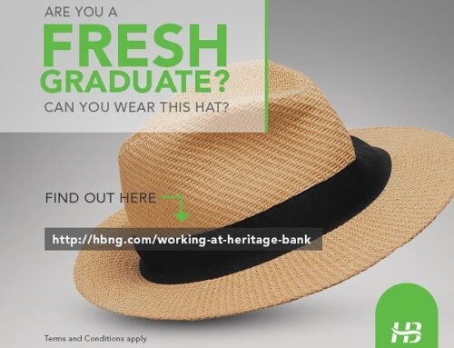 Heritage Bank Graduate Trainee Programme 2019 for Young Nigerians