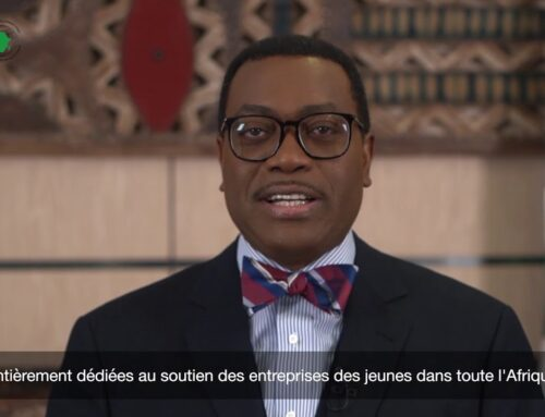 Africa Development Bank's President Adesina's Keynote at THE WORKPLAN ON THE FUTURE OF WORK