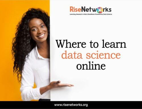 Where to learn data science online?