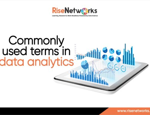 Commonly used terms in Data Analytics